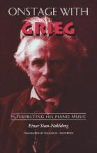 Onstage with Grieg