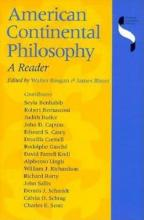 American Continental Philosophy