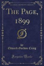 The Page, 1899, Vol. 2 (Classic Reprint)