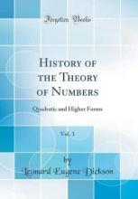 History of the Theory of Numbers, Vol. 3
