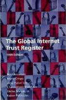 The Global Internet Trust Register 1999