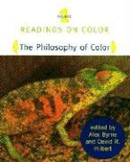 Readings on Color: Readings on Color Philosophy of Color v. 1