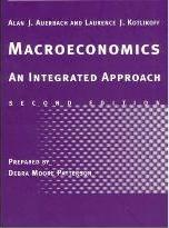 Study Guide to Accompany Macroeconomics