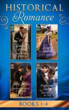 Historical Romance Collection: Book 1-4 March: Books 1-4