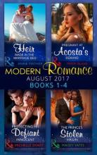 Modern Romance Collection August 2017: Books 1 - 4