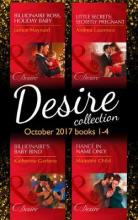 Desire Collection: October Books 1 - 4