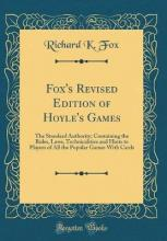 Fox's Revised Edition of Hoyle's Games