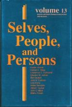 Selves, People, and Persons