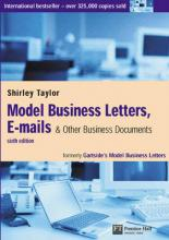 Model Business Letters, E-mails and Other Business Documents