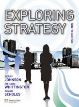 Exploring Strategy Text Only Plus MyStrategyLab and the Strategy Experience Simulation