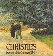 Christie'S. Review of the Season 1980.