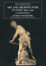 Art and Architecture in Italy, 1600-1750: The High Baroque, 1625--1675 Volume 2