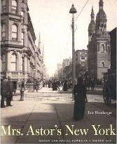 Mrs. Astor's New York