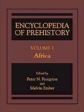 Encyclopedia of Prehistory: Encyclopedia of Prehistory Africa v. 1
