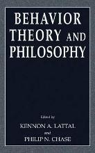 Behavior Theory and Philosophy