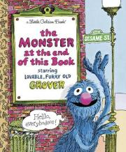 The Monster at the End of the Book: Sesame Street
