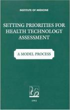 Setting Priorities for Health Technologies Assessment