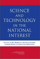Science and Technology in the National Interest