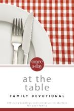 NIV, Once-A-Day at the Table Family Devotional