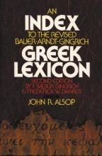 Greek Lexicon: Index
