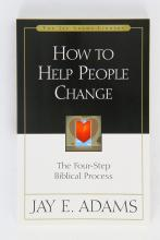 How to Help People Change