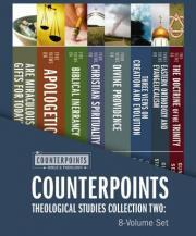 Counterpoints Theological Studies Collection Two: 8-Volume Set