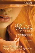 Twelve Women of the Bible Study Guide with DVD