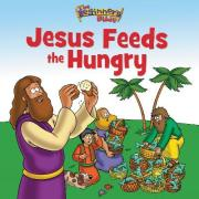 The Beginners Bible Jesus Feeds Hungry