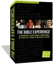 Inspired By . . . The Bible Experience: The Complete Bible, Audio CD