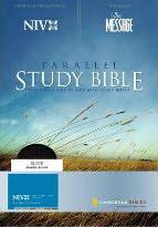 NIV/The Message//REMIX Parallel Study Bible