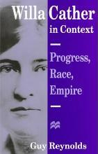 Willa Cather in Context
