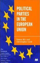 Political Parties in the European Union