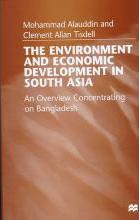 The Environment and Economic Development in South Asia