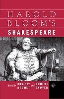 Harold Bloom's Shakespeare