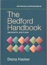 Bedford Handbook, 7th Edition & Pocket Guide to Writing History, 5th Edition