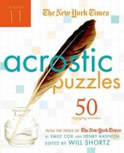The New York Times Acrostic Puzzles, Volume 11