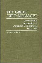 """The Great """"Red Menace"""""""