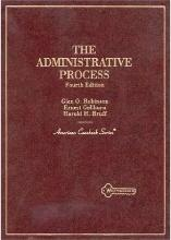 The Administrative Process: Casebook