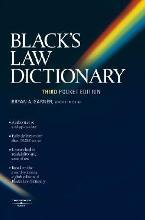 Black's Law Dictionary: Pocket Edition