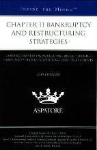 Chapter 11 Bankruptcy and Restructuring Strategies 2015