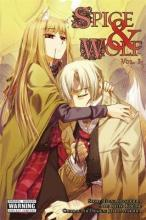Spice and Wolf: Manga Vol. 3