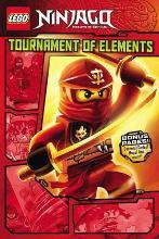 Lego Ninjago: Tournament of Elements (Graphic Novel #1)