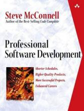 Professional Software Development