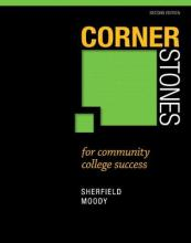 Cornerstones for Community College Success