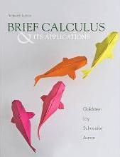 Brief Calculus & Its Applications Plus MyMathLab -- Access Card Package