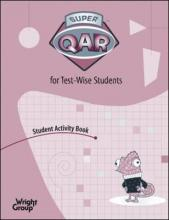 Super QAR for Test-Wise Students: Grade 1, Student Activity 5-pack