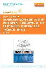 Movement System Impairment Syndromes of the Extremities, Cervical and Thoracic Spines - Elsevier eBook on Vitalsource (Retail Access Card)
