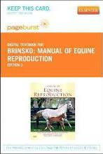 Manual of Equine Reproduction - Elsevier eBook on Vitalsource (Retail Access Card)