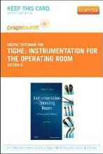 Instrumentation for the Operating Room - Elsevier eBook on Vitalsource (Retail Access Card)