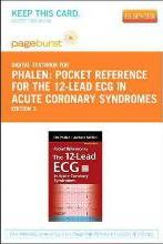 Pocket Reference for the 12-Lead ECG in Acute Coronary Syndromes - Elsevier eBook on Vitalsource (Retail Access Card)
